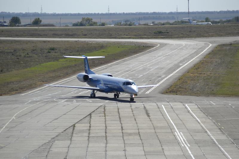 Запорожский аэропорт заказал аэронавигационное оборудование