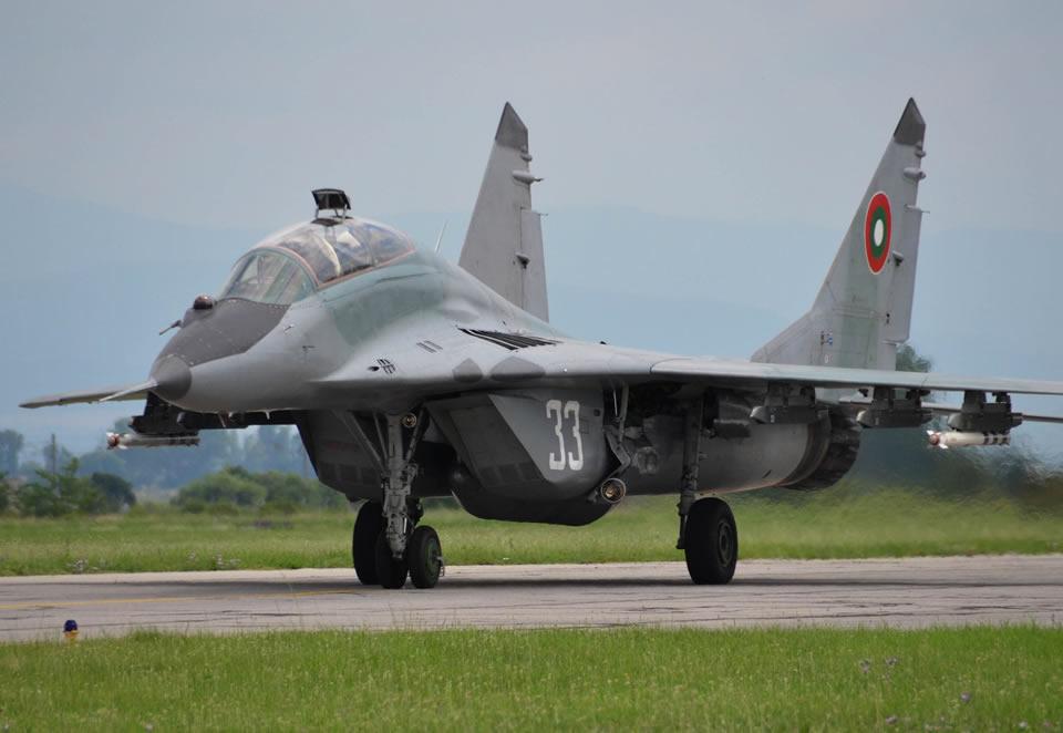 Болгария планирует продать свои МиГ-29