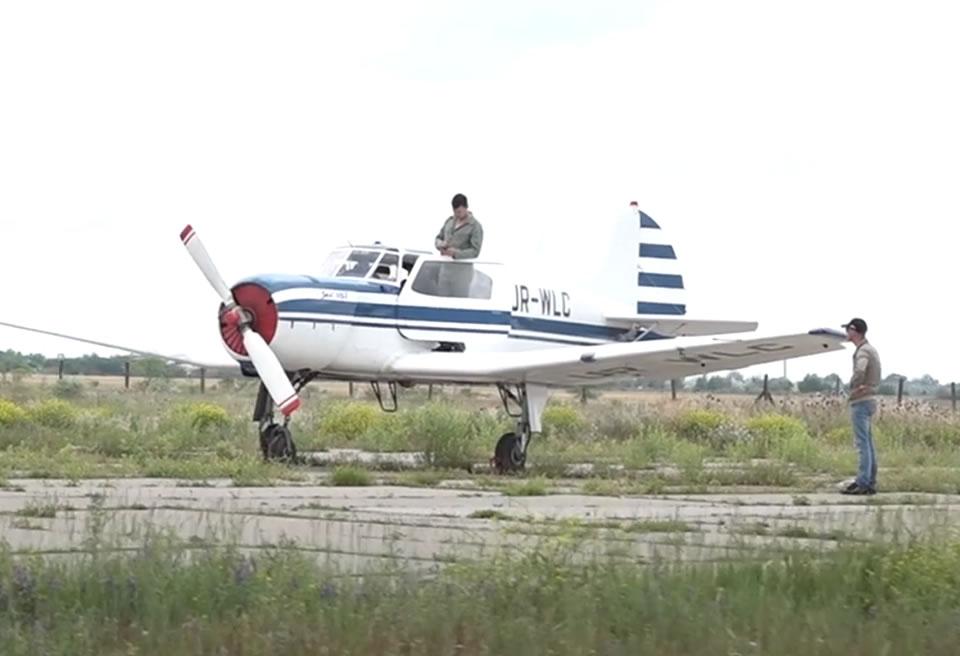 Николаевскому аэроклубу «Икар» - 30 лет