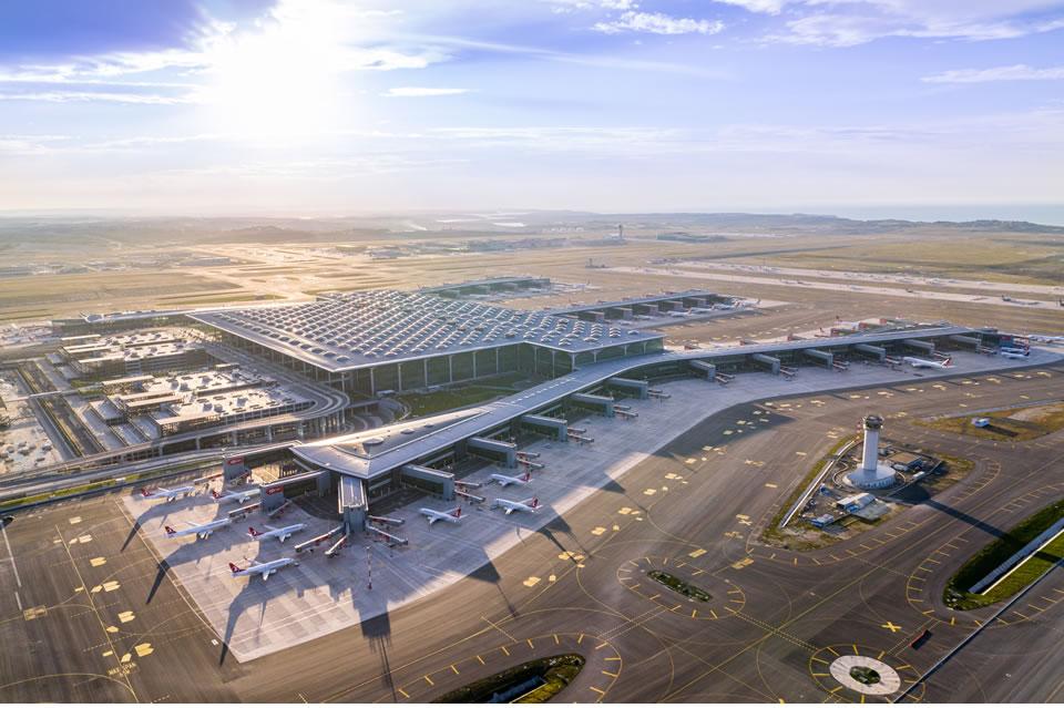 Открылась третья взлетно-посадочная полоса Стамбульского аэропорта