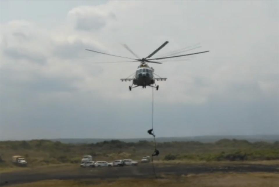 """Как миротворцы миссии ООН """"заложников"""" освобождали"""