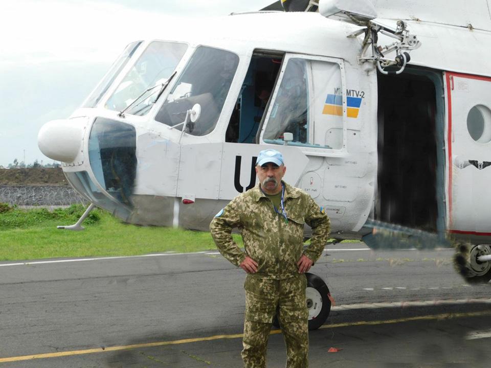 «В Афгане постоянно хотелось холодной воды из колодца родного села» - начмед отдельного вертолетного отряда