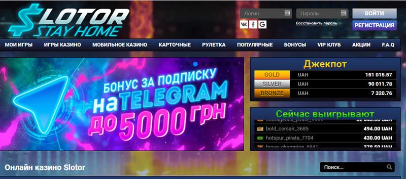 Прибыльные игровые автоматы в казино Слотор