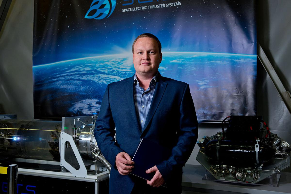 Украинская компания получила патент США на технологию для космических двигателей