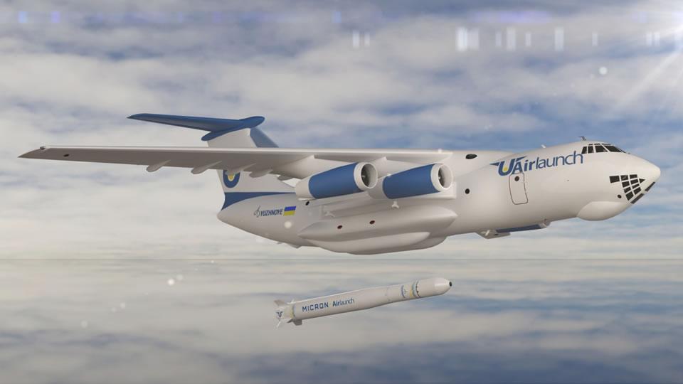 Создав аэрокосмический ракетный комплекс UAirlaunch, Украина вернется в элитный клуб космических стран