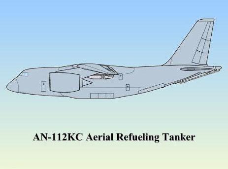 Стали  известны подробности проекта Ан-112КС