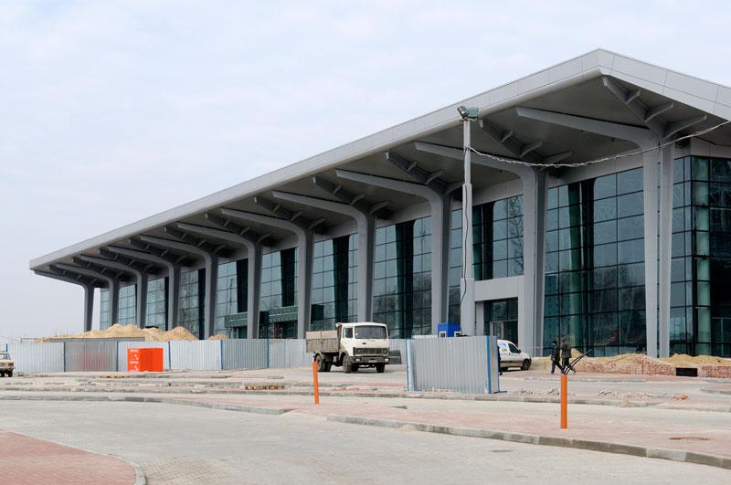Кабмин увеличил финансирование аэропорта в Харькове