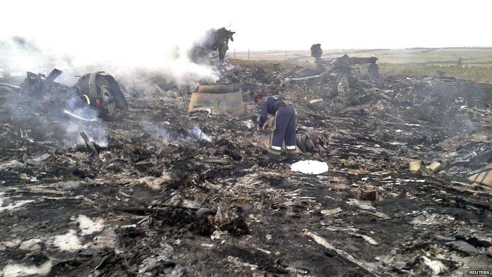 """""""Диспетчер"""", обвинивший Украину в гибели MH17, был проплачен Россией"""