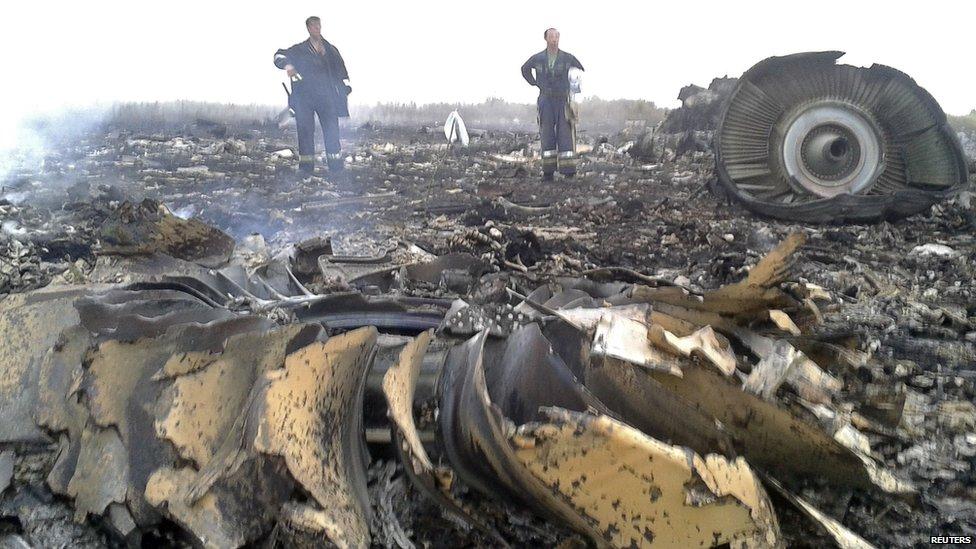 """ЕС призывает Россию признать ответственность за сбитый над Украиной """"Боинг"""""""