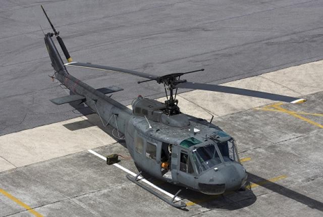 Вертолет Bell UH-1 Iroquois