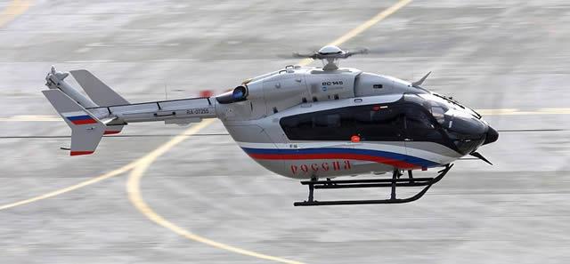Вертолет Eurocopter EC145