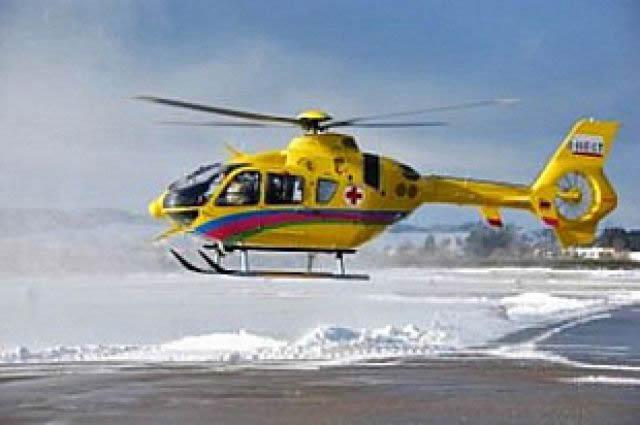 Вертолет Eurocopter AS350 B3e