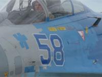 Пилоты украинских Су-27 готовятся к авиашоу в Великобритании