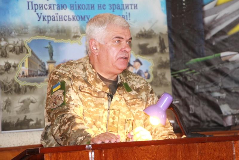 В Воздушных Силах ВСУ подвели итоги деятельности за первое полугодие