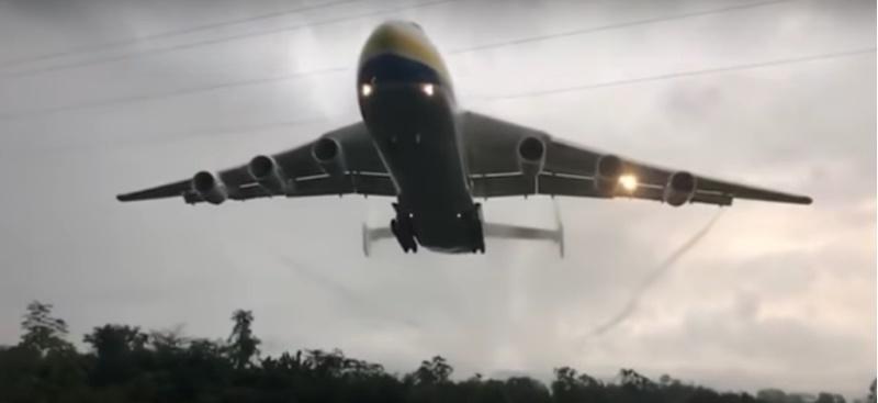 Ан-225 «Мрия» перевезет для Боливии порядка 2 тыс. тонн энергоборудования