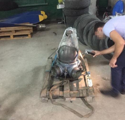 СБУ блокировала противоправный ввоз в Украину деталей для авиационного транспорта
