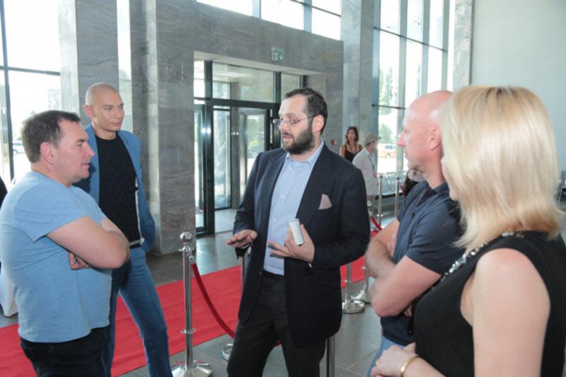 Аэропорт Николаев принял люксовый бизнес-джет из Стамбула