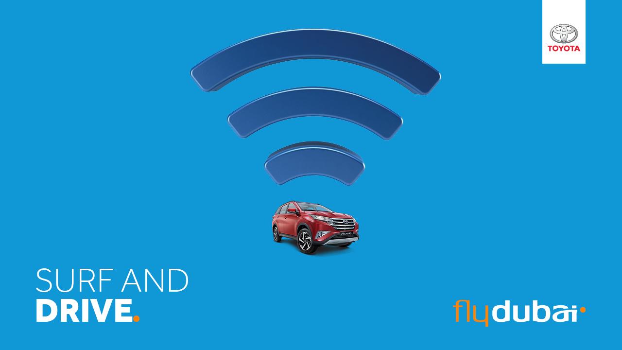 «Выиграй автомобиль» с flydubai этим летом