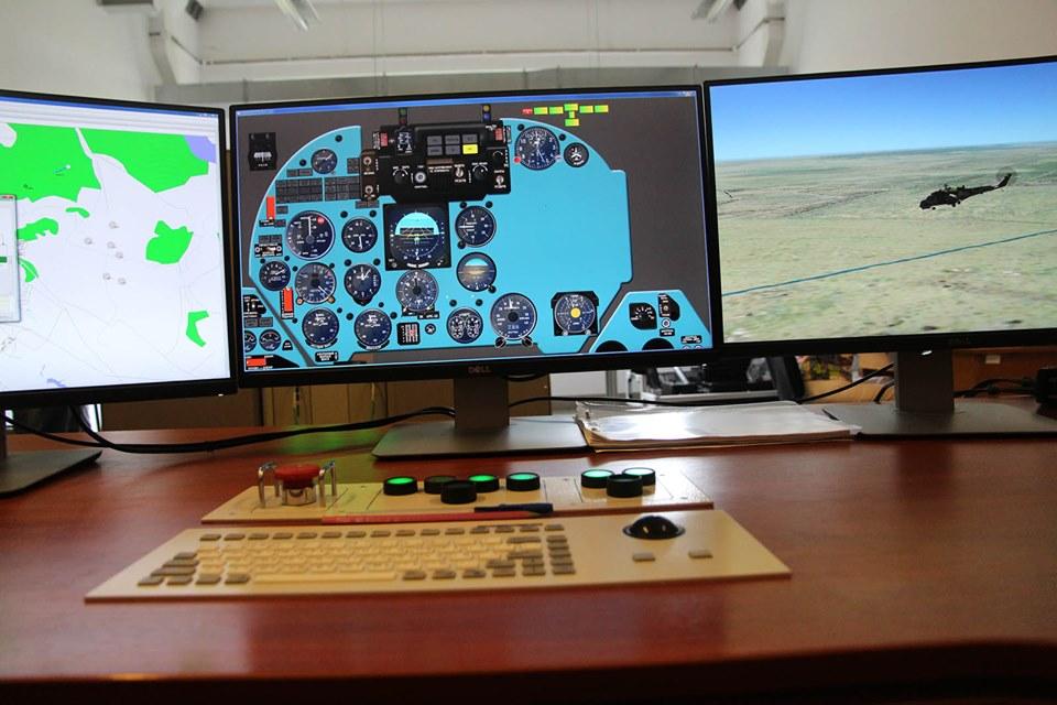 Авиационные тренажеры с львовской пропиской