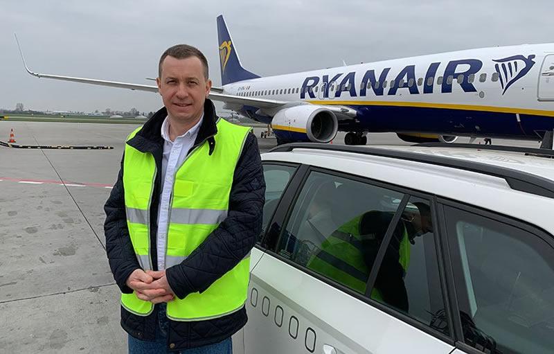 """Аэрохендлинг"" доволен сотрудничеством с Ryanair"
