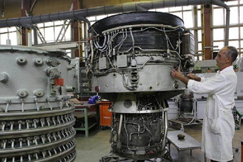 Отжатое предприятие «Мотор Сичи» консервирует оборудование