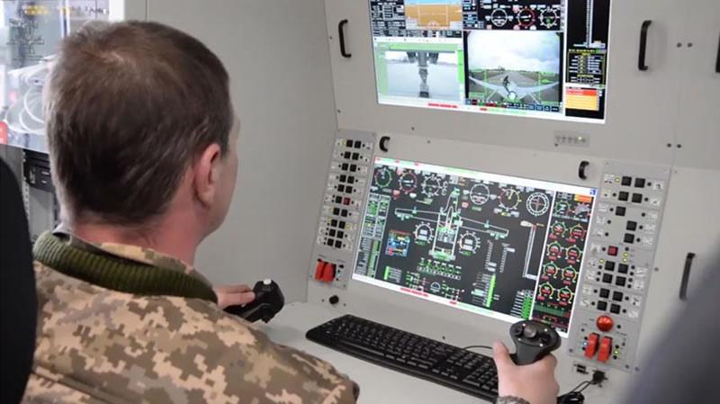 Воздушные Силы тренируются использовать турецкие БПЛА