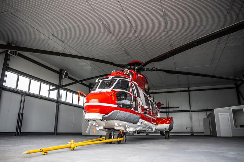 МВД и Airbus Helicopter создают Центр технического обслуживания Системы авиабезопасности