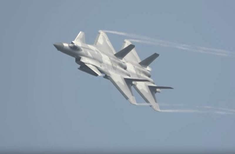 Украинские специалисты помогли Китаю создать истребитель 5 поколения?