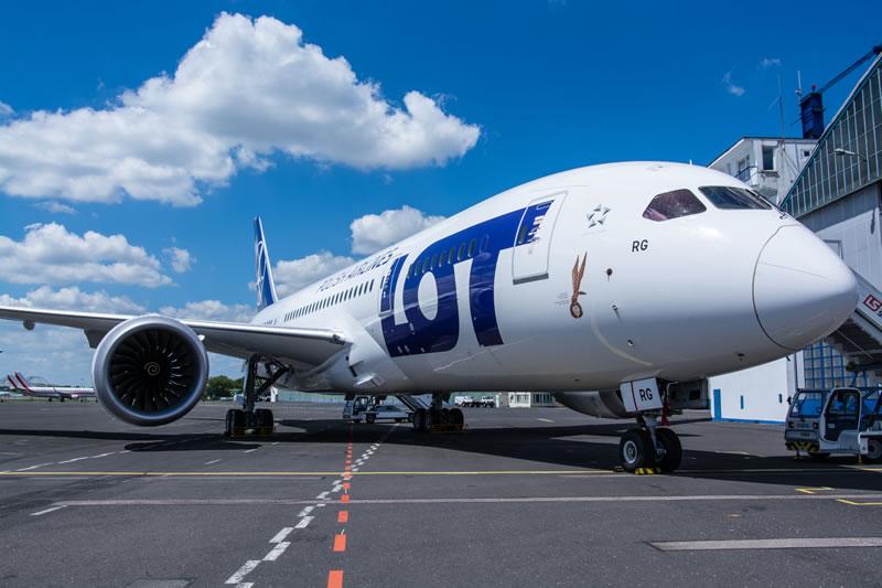 Авиакомпания LOT представила рейс в новый аэропорт Пекина  BEIJING-DAXING