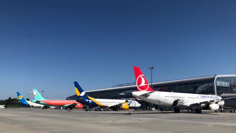 Turkish Airlines проводит распродажу билетов из Львова