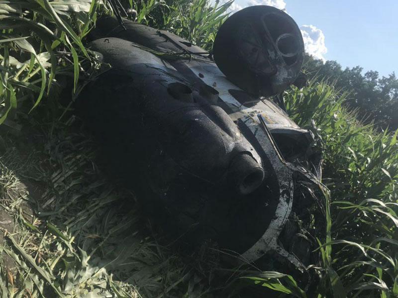 Катастрофа Ми-2 на Сумщине