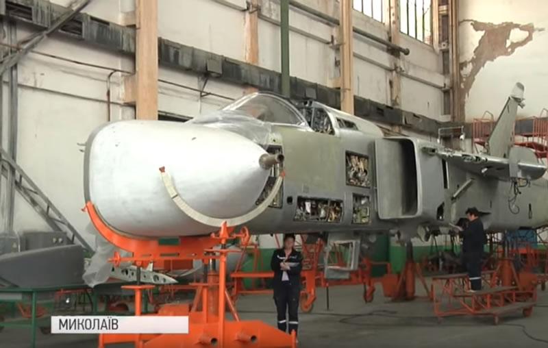 Для Вооруженных Сил восстанавливают Су-24М и Су-24МР