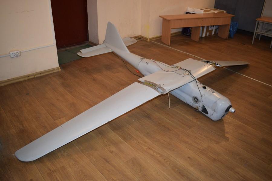 Как украинский Ми-24 сбил российский «Орлан-10»