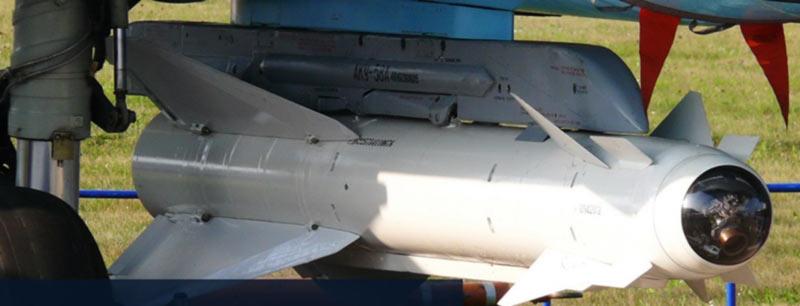 Украинские Су-24 отработали пуски управляемых ракет Х-29