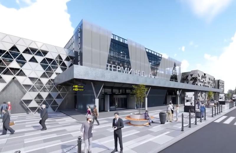 Зеленский поручил достроить терминал в Запорожье до конца года