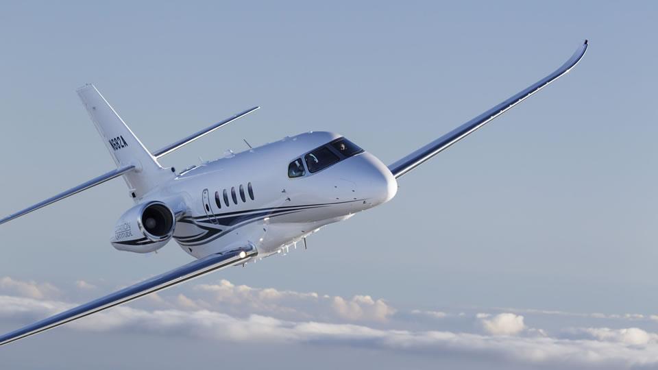 Cessna Citation M2, новая разработка Cessna Aircraft Company, с которой также сотрудничает Novans Jets