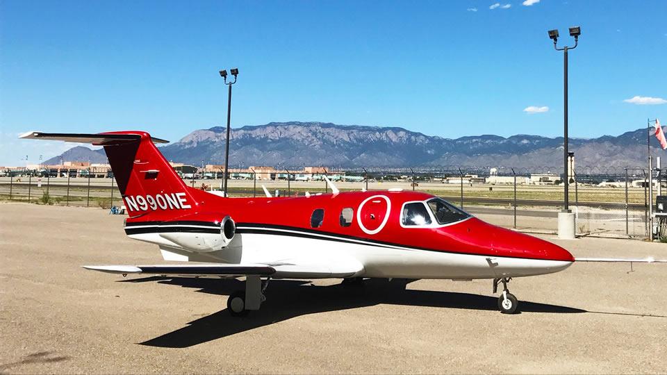 EA700 (Eclipse 700, Project Canada), доступный к аренде через Novans Jets