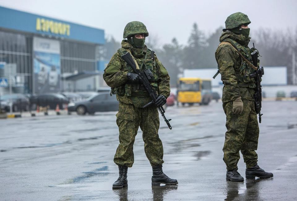 В Украине арестовали еще 44 российских самолета