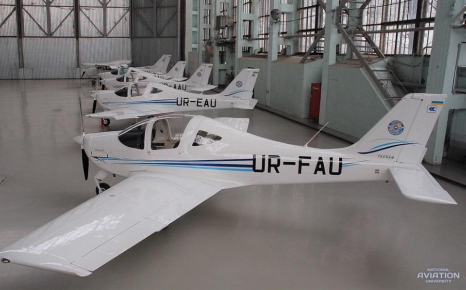 О реализации проекта «Международный центр подготовки пилотов НАУ»