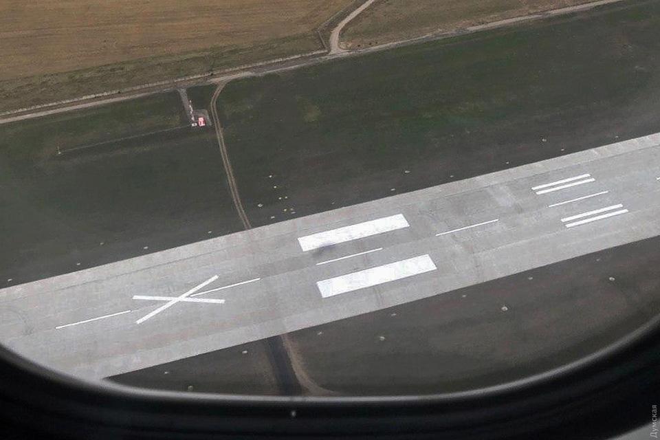 Кабмин выделил на реконструкцию аэродрома в Одессе 703 миллиона