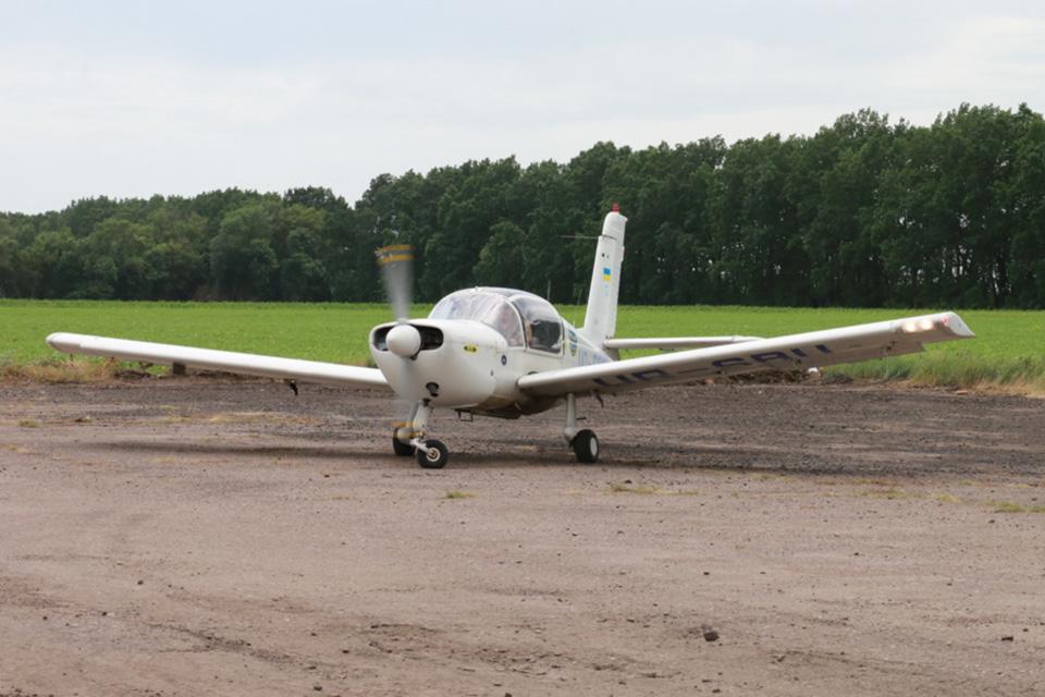 Гражданский воздушный патруль помогает спасателям