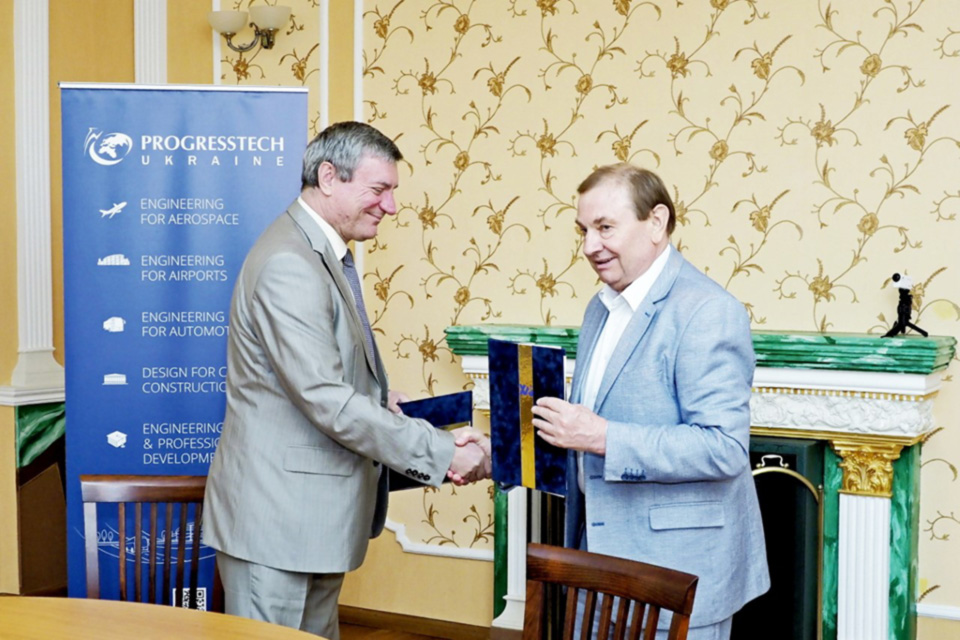 Progresstech-Ukraine и ХАИ расширяют партнерство