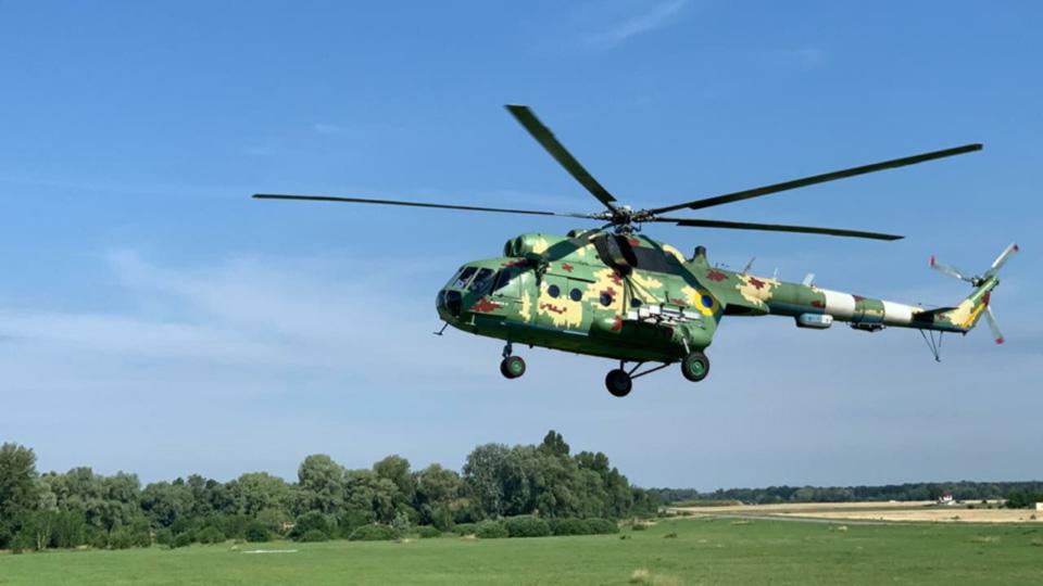 Спецназовцы ВСП приняли участие в летно-тактических учениях