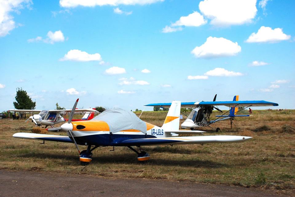 В Черкасской области состоится слет легкой авиации