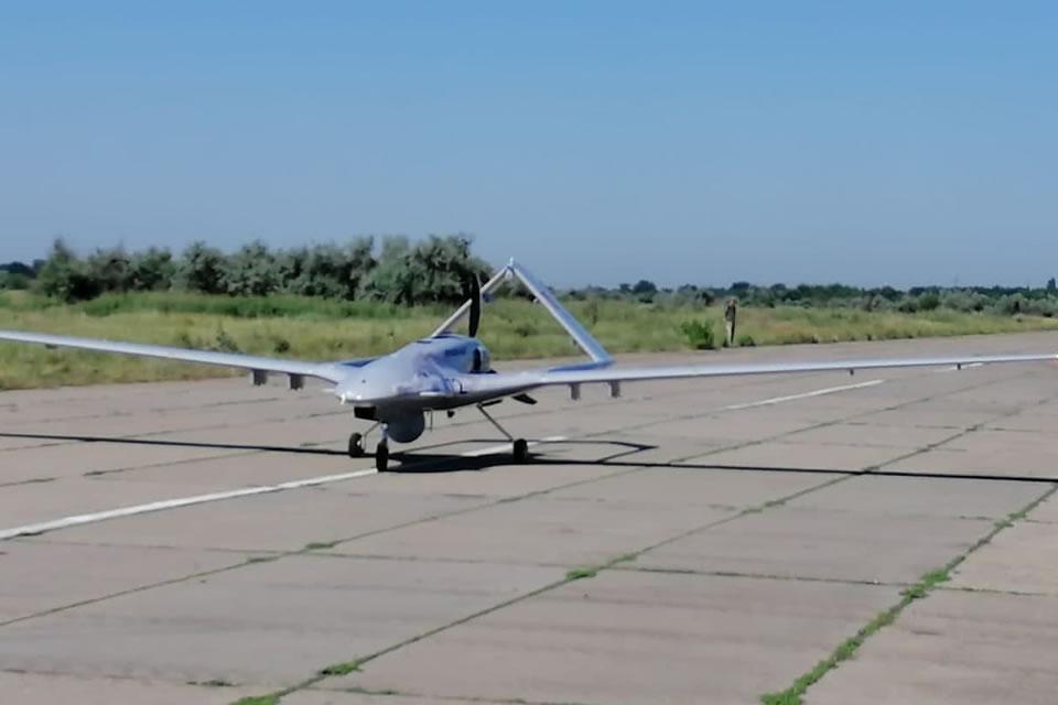 Первый комплекс Bayraktar TB2 для ВМС прибыл в Украину
