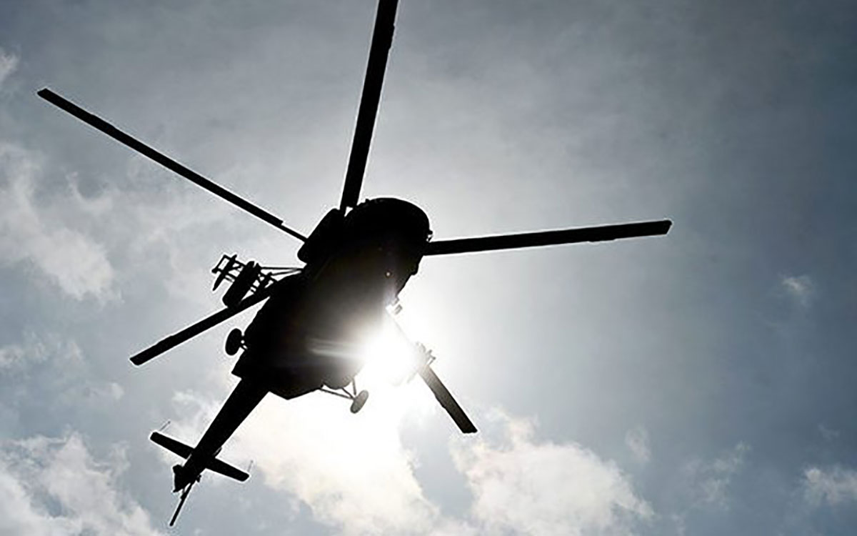 СБУ заблокировало незаконный вывоз агрегатов для военных вертолетов