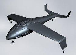 Чугуевский авиационный ремонтный завод разработал беспилотный летательный аппарат