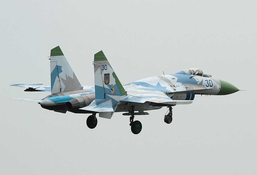 Военная авиация в Воздушных Силах Украины. Непраздничная беседа между праздниками