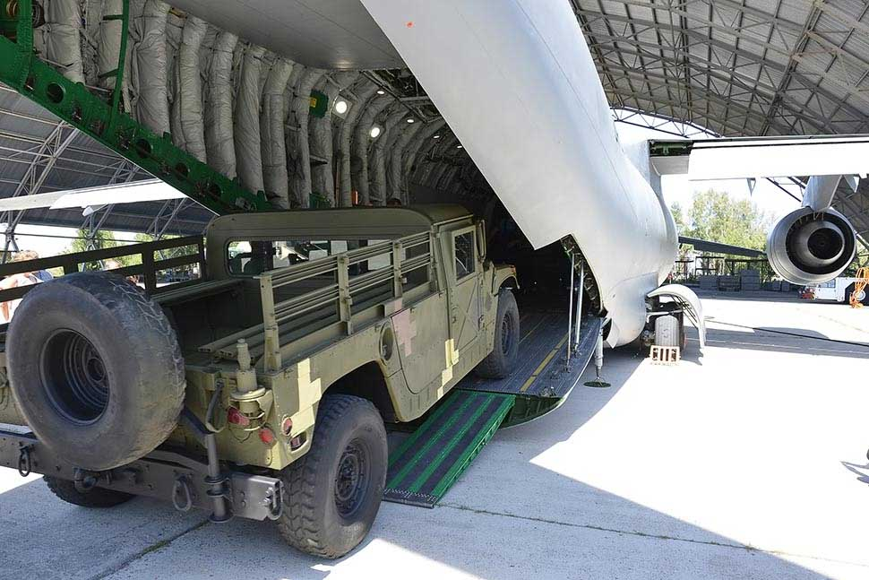 Ан-178 будет представлен на параде в честь Дня независимости
