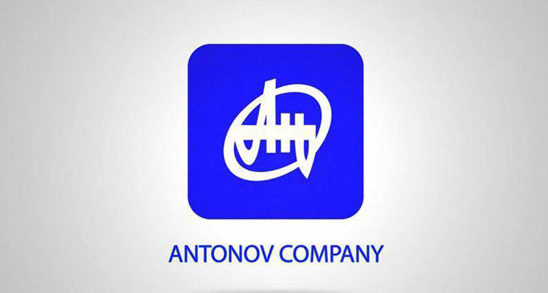 Концепт полного ребрендинга для ГП «Антонов» от агентства PlusOne